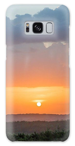 Pink Hues Galaxy Case by Parker Cunningham