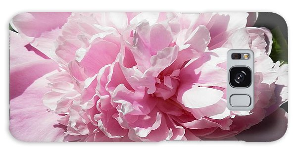 Pink In Bloom Galaxy Case