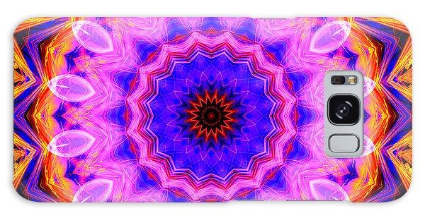 Pink Kaleidoscope Galaxy Case