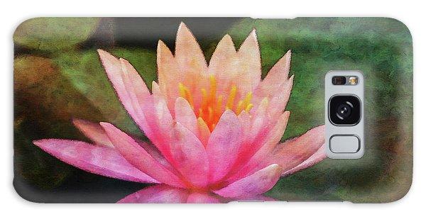 Pink Lotus 4134 Idp_2 Galaxy Case