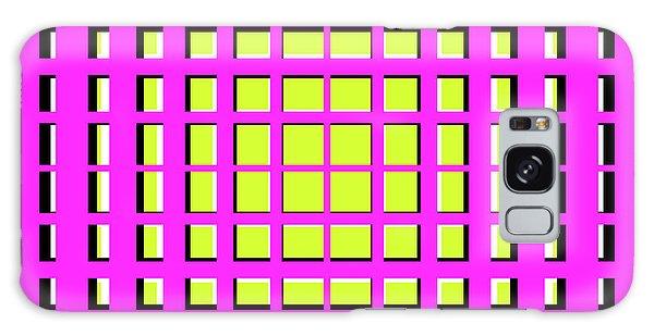 Pink Polynomial Galaxy Case