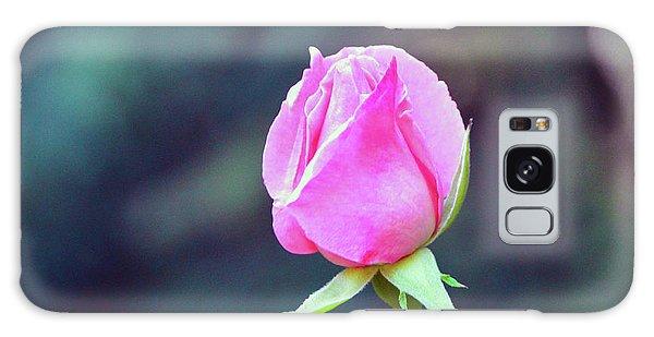 Pink Rose Galaxy Case