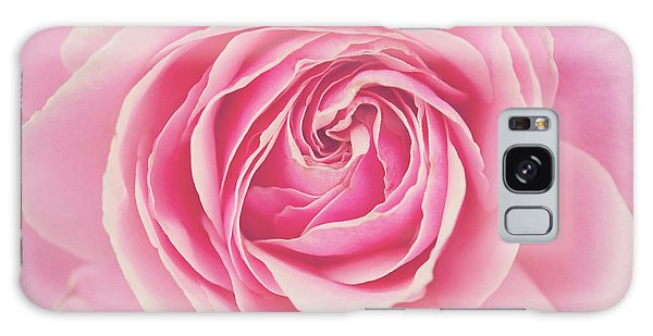 Pink Rose Petals Galaxy Case
