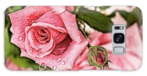 Pink Serenity Galaxy Case