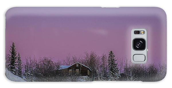 Pink Sky At Night Galaxy Case