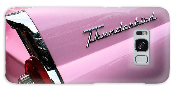 Pink Thunderbird Galaxy Case