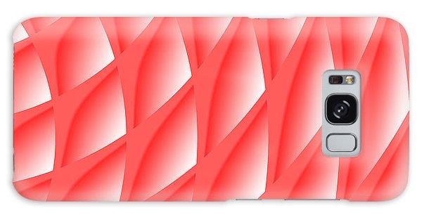 Pinked Galaxy Case by Barbara Moignard