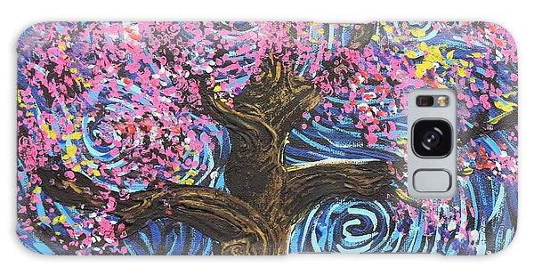 Pinky Tree Galaxy Case