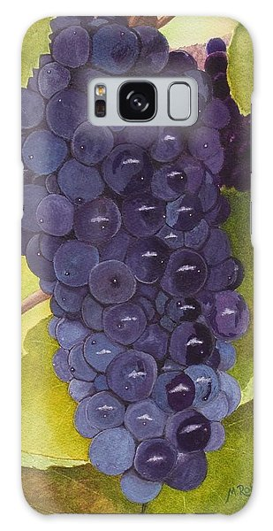 Pinot Noir Ready For Harvest Galaxy Case by Mike Robles