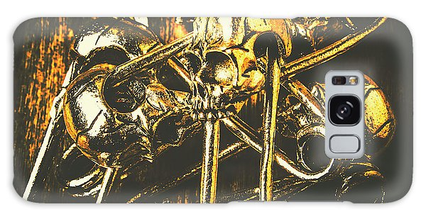 Pendant Galaxy Case - Pins Of Horror Fashion by Jorgo Photography - Wall Art Gallery