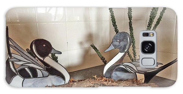 Pintail Ducks Galaxy Case
