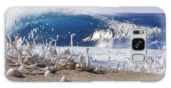 Pipe Foam Galaxy Case