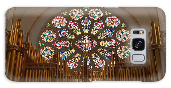 Pipe Organ - Church Galaxy Case