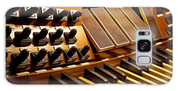 Pipe Organ Pedals Galaxy Case
