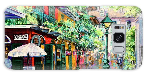 Pirates Alley - French Quarter Alley Galaxy Case