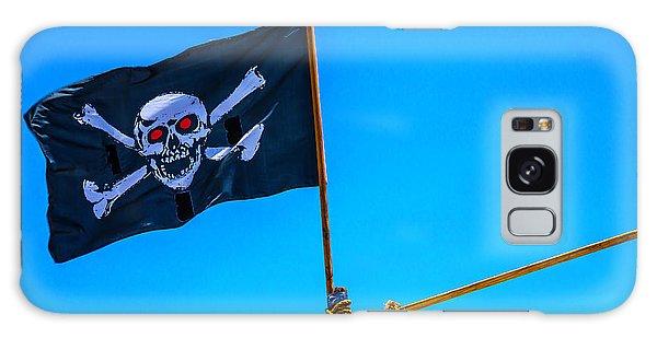 Sly Galaxy Case - Pirates Death Black Flag by Garry Gay