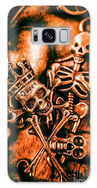 Jewels Galaxy Case - Pirates Treasure Box by Jorgo Photography - Wall Art Gallery