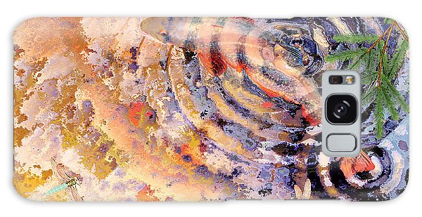 Pisces Galaxy Case by Peter J Sucy