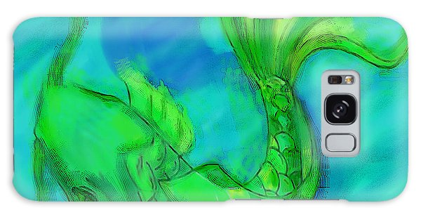 Pisces Galaxy Case