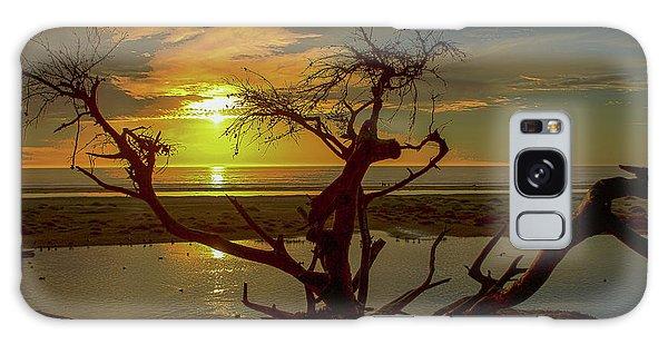 Pismo Sunset Galaxy Case
