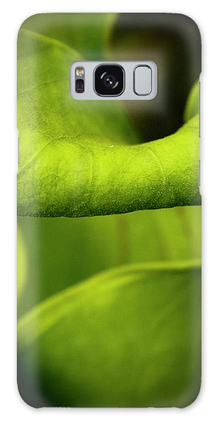 Pitcher Plant Abstract Galaxy Case