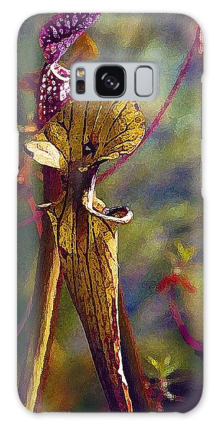 Pitcher Plant Galaxy Case