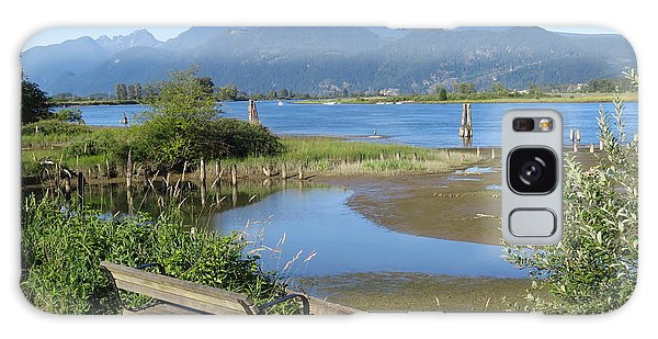 Pitt River Galaxy Case
