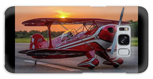 Pitts Sunset Galaxy Case