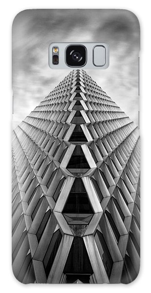 Pittsburgh Architecture  3bw Galaxy Case by Emmanuel Panagiotakis