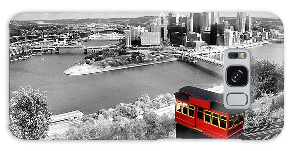 Joseph Galaxy Case - Pittsburgh From The Incline by Michelle Joseph-Long