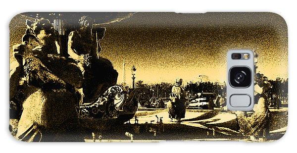 Place De La Concorde Galaxy Case