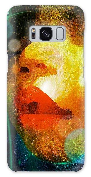 Placid Galaxy Case by Iowan Stone-Flowers