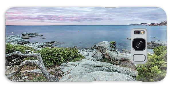 Landscape Galaxy Case - Plain Rocks Cove, Sant Antoni De Calonge by Marc Garrido