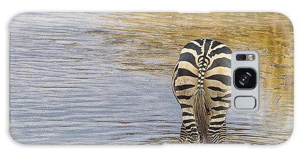 Plains Zebra Galaxy Case