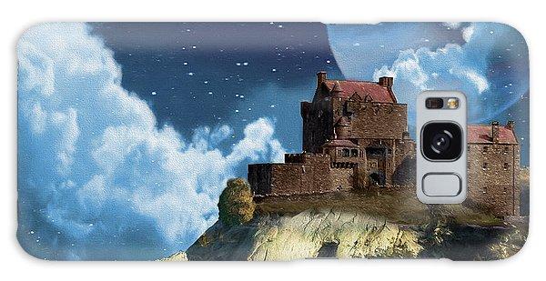 Planet Castle Galaxy Case