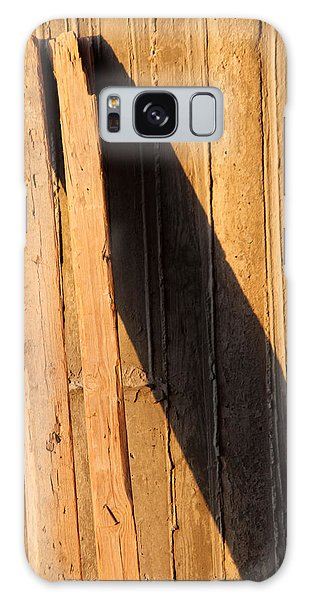 Plank Rest  Galaxy Case by Jez C Self