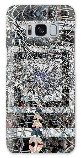 Plant Energy Kaleidoscope Galaxy Case