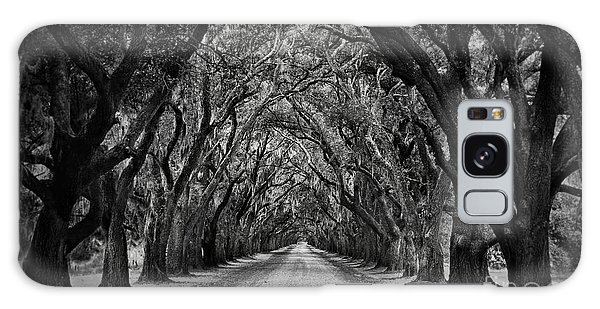 Plantation Oak Alley Galaxy Case