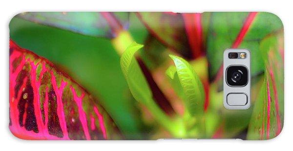 Plants In Hawaii Galaxy Case