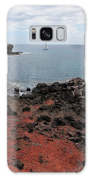 Playa Blanca - Lanzarote Galaxy Case