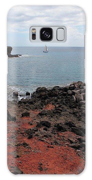 Atlantic Ocean Galaxy Case - Playa Blanca - Lanzarote by Cambion Art