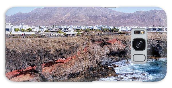Canary Galaxy S8 Case - Playa Blanca - Lanzarote by Joana Kruse