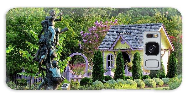 Playhouse In The Garden Galaxy Case
