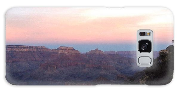 Pleasant Evening At The Canyon Galaxy Case by Adam Cornelison