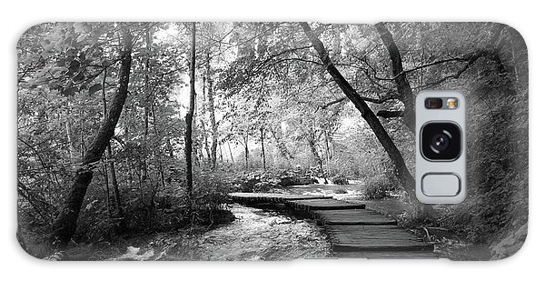 Photograph - Plitvice In Black And White by Travel Pics