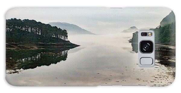 Plockton, Highlands, Scotland,  Galaxy Case