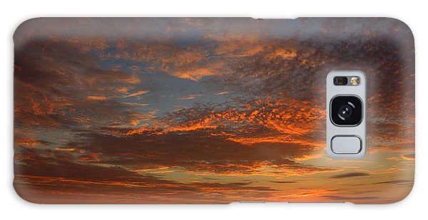 Plum Island Sunrise Galaxy Case