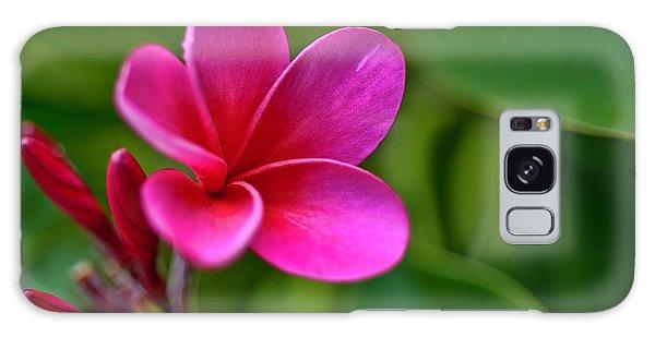 Plumeria - Royal Hawaiian Galaxy Case