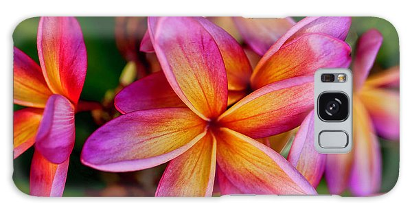 Plumeria Galaxy Case by Dan McManus