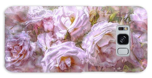 Pocket Full Of Roses Galaxy Case